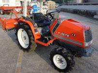 クボタ KUBOTA トラクター ASTE A19 981時間 19馬力を買い取りました!