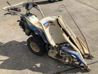 イセキ ISEKI 動力刈取機 バインダー RL35 RL350 1条刈り 2輪タイヤ を買い取りました!