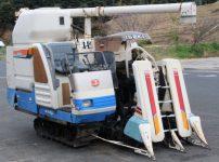 イセキ ISEKI コンバイン HV216-KVWC 502時間 16馬力 2条 グレンタンクを買い取りました!