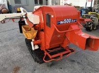 クボタ kubota ハーベスター 自動脱穀機 RH500 RH500Z-D 5.5馬力 を買い取りました!