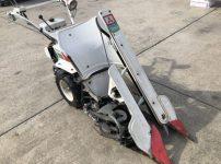 ミツビシ MITSUBISHI 動力刈取機 バインダー KB252 秋晴れ 1条刈り 2輪タイヤ を買い取りました!