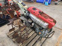 ヤンマー YANMAR YT500 ディーゼル 鉄車輪 管理機 耕運機 を買い取りました!