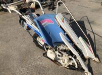 イセキ ISEKI 動力刈取機 バインダー みほ27 1条刈り 1輪タイヤ を買い取りました!