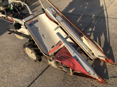 ミツビシ MITSUBISHI 動力刈取機 バインダー MB40 1条刈り 2輪タイヤ 14148 を買い取りました!