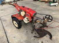 クボタ kubota 佐藤造機株式会社 クボタT-5 サトー式草刈機 型式E7 管理機 耕運機 を買い取りました!