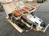 イセキ ISEKI 歩行田植機 スーパーF 2輪 4条 施肥付き を買い取りました!