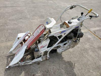 ミツビシ MITSUBISHI 動力刈取機 バインダー あきばれ MB35 1条刈り 1輪タイヤ を買い取りました!