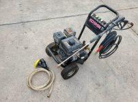 工進 KOSHIN エンジン高圧洗浄機 JCE-1408DX を買い取りました!