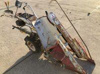ミツビシ MITSUBISHI 動力刈取機 バインダー MB40 1条刈り 2輪タイヤ 53 を買い取りました!