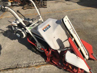 ヤンマー YANMAR 動力刈取機 バインダー YB250 YB25 1条刈り 1輪タイヤ を買い取りました!