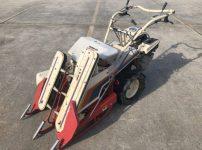 ヤンマー YANMAR 動力刈取機 バインダー YB500 2条刈り 2輪タイヤ を買い取りました!