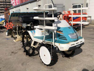 クボタ kubota 田植機 SPU50 施肥付き 箱まきちゃん こまきちゃん 5条 を買い取りました!