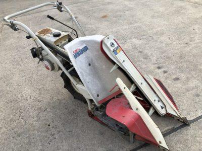 ミツビシ MITSUBISHI 動力刈取機 バインダー MB30D NEWあきばれ 1条刈り 1輪タイヤ を買い取りました!