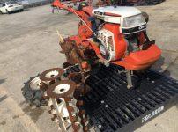 クボタ kubota T18 TG750 7.5馬力 管理機 耕運機 を買い取りました!