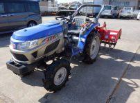 イセキ ISEKI トラクター TH265 376時間 26馬力を買い取りました!
