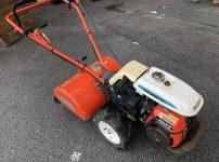 クボタ kubota TR60 GH170 管理機 耕運機 を買い取りました!