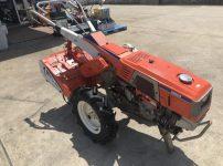 クボタ kubota K1-7 K18 EA8 ディーゼル セル付 管理機 耕運機 を買い取りました!