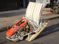クボタ/KUBOTA 2条植え 田植え機 SP-1 歩行型田植機を買取ました!