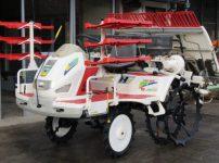 ヤンマー YANMAR 田植え機 VP5C 5条 乗用 施肥 UFO Wタイヤを買取ました!