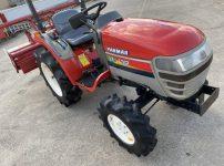 ヤンマー YANMAR トラクター AF118 350時間 を買取ました!