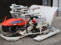クボタ 歩行型 田植機 SP-4 HDY 施肥付き 4条植え リコイル ゆうターンを買取ました!
