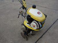 イセキ ISEKI 管理機 耕運機 パンジー25 KM25 耕運幅 約550mmを買取ました!