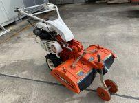 クボタ kubota SX700 畝管理機 耕運機 を買取ました!