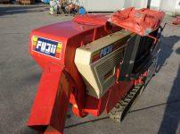 FUJII ハーベスター フジイ式全自動脱穀機 FM200を買取ました!