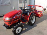 YANMAR ヤンマー トラクター Ke60 757時間 16馬力 4WD パワステを買取ました!