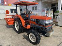 クボタ kubota トラクター GT26 982時間 屋根付き ノークラッチを買取ました!