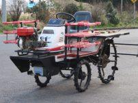 田植機 改造機 動力噴霧器 除草剤散布 ヤンマー RR55を買取ました!