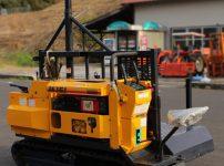 ウィンブルヤマグチ 林内作業車 RN151 セル付き 99時間 運搬車 美品を買取ました!