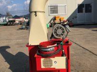 笹川農機 籾ガラ搬送機 送塵機 B-802 200Vを買取ました!