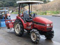 ミツビシ トラクター MT185 パルシードGS 726時間 18馬力 パワステ 4WD 三菱を買取ました!
