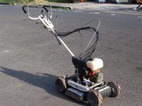 オーレック スパイダーモアー SP850A 4WD 斜面 畦 草刈機 あぜを買取ました!