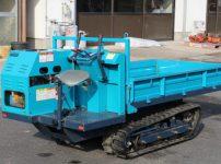 ウィンブルヤマグチ 乗用 運搬車 YX-2610 クローラー 積載800㎏ リコイル 美品を買取ました!