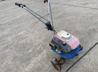 ホンダ HONDA F200 管理機 耕運機 を買取ました!