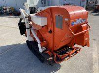 クボタ kubota ハーベスター 自動脱穀機 RH500 RH500Z-D 5.5馬力 を買取ました!
