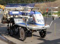 イセキ 6条植 田植機 PZ60‐HGRLF 441時間 枕地ローター 施肥 こまきちゃんを買取ました!