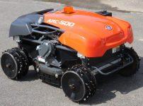 クボタ ラジコン草刈機 ARC-500 最大法面角度40度 23.6時間 KUBOTAを買取ました!