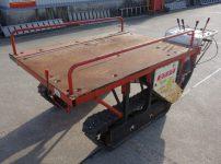 カワシマ 運搬車 野菜運搬車 ECZ1750 最大積載量 500kgを買取ました!