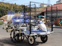 イセキ 田植機 PZ100HD-JLF 10条植 64時間!! トリプルタイヤ 補助車輪 スーパZターン さなえを買取ました!