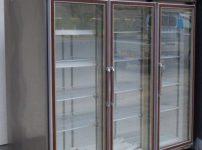 106 動作ok HOSHIZAKI/ホシザキ リーチイン冷蔵ショーケース RS-180MT3型 業務用 冷蔵庫を買取ました!