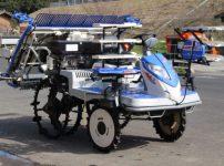 イセキ 田植機 NP60G-LF 6条 88時間 施肥 こまき らくまき 枕地ローターを買取ました!