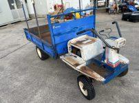 四国製作所 乗用運搬車 SL415 油圧ダンプ 4輪 を買取ました!