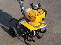 RYOBI リョービ RCVK-4250 コンパクト 19㎏ 小型 耕運機 管理機 家庭菜園を買取ました!