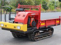 カワシマ EC1200D クローラー ダンプ 乗用運搬車を買取ました!