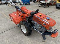 クボタ kubota KRA85 ディーゼル セル付き 8.5馬力 管理機 耕運機を買取ました!