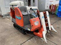 クボタ kubota コンバイン joycom SR-J4 2条刈り 12馬力 420時間を買取ました!