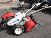 耕運機 管理機 イセキ KCR63 HNX 5.3馬力 デュエットロータリー 正転逆転ロータリーを買取ました!